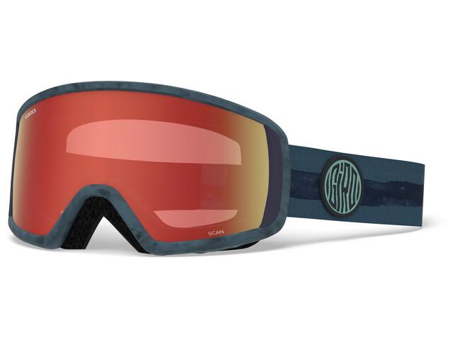 Giro Scan - Gafas de esquí - azul